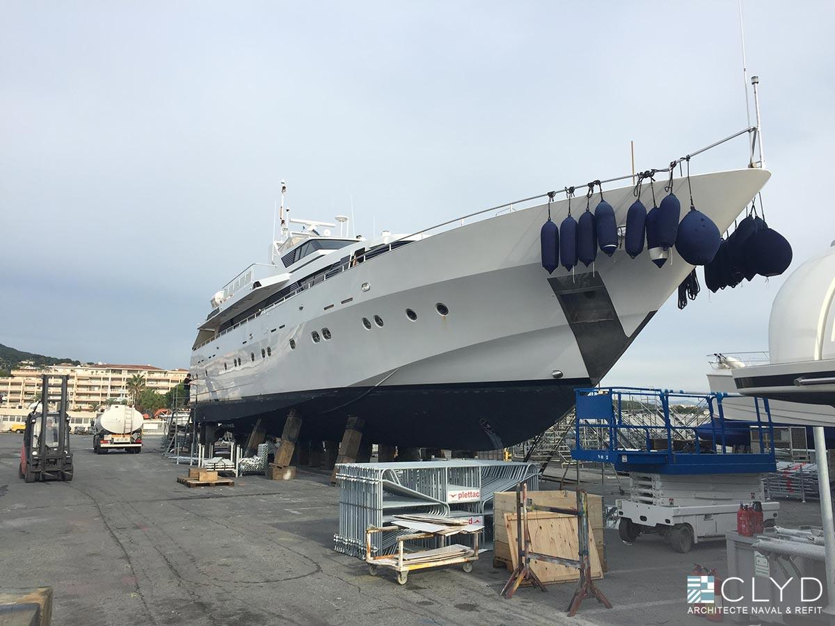 Yacht Design & Refit
