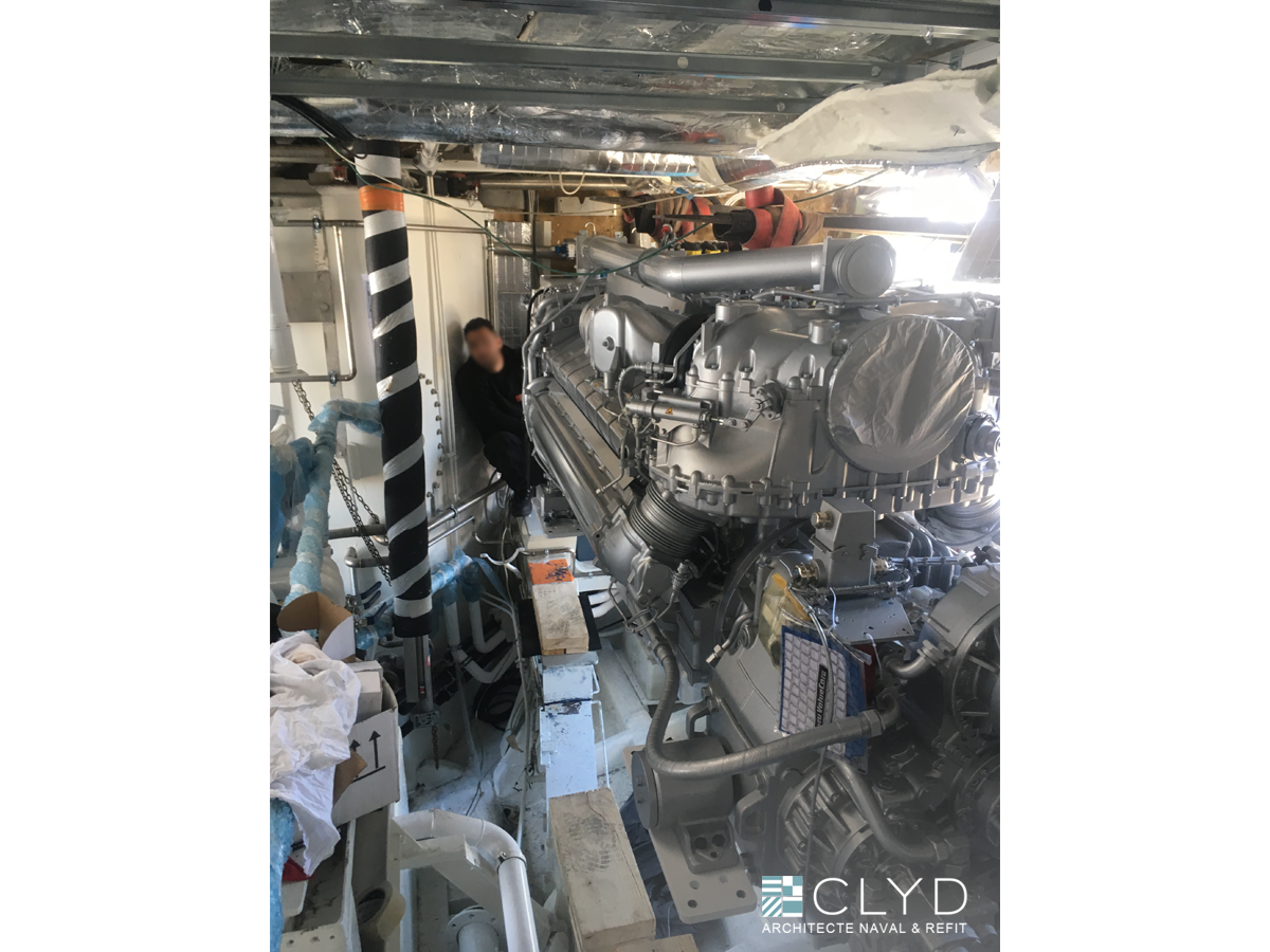 CLYD Engineering - Yacht Design & Refit