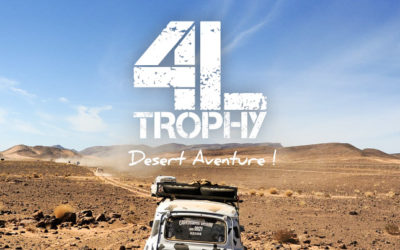 ECLA soutient Carla et Lou au 4L Trophy 2020